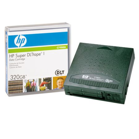 Fita super DLT I 320GB - C7980A - HP