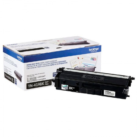 Toner Brother TN419BK - preto 9000 páginas