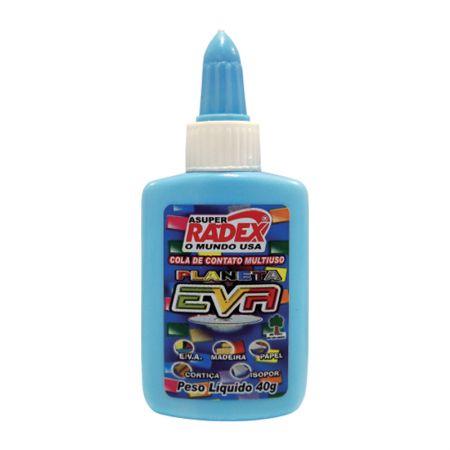 Cola líquida para EVA - 40 grs - Radex