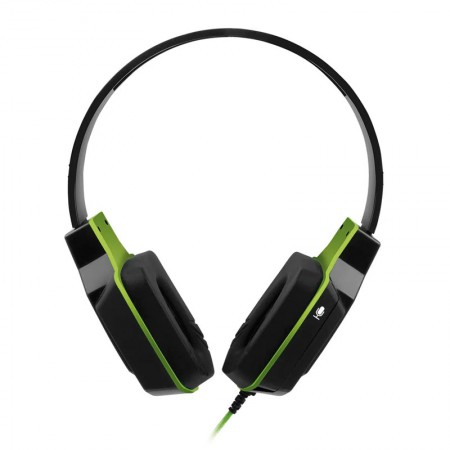 Headset P2 Gamer preto e verde - PH146 - Multilaser