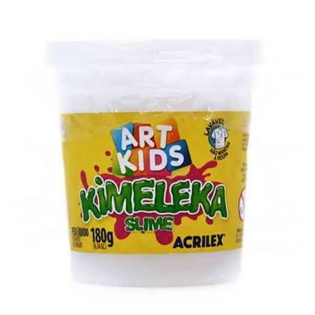 Kimeleka Art Kids 180g - Branco 519 - Acrilex