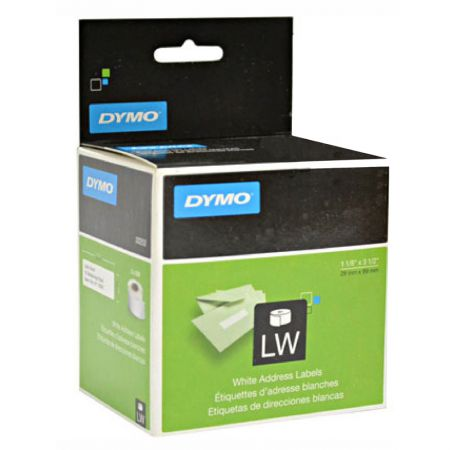 Etiqueta p/ impressora Label Writer LW 30336 25x54mm Dymo
