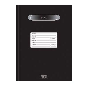 Livro atas vertical Tiliespecial - com 200 folhas - Tilibra