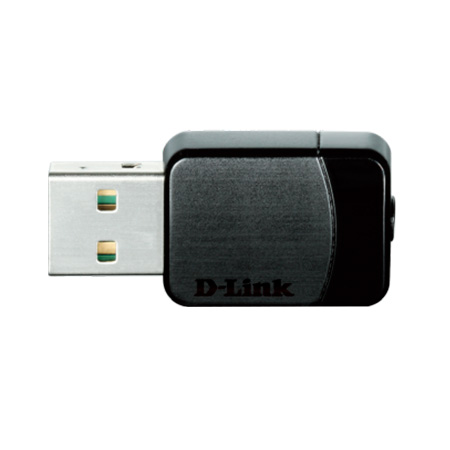 Adaptador wireless USB DWA-171 - D-Link