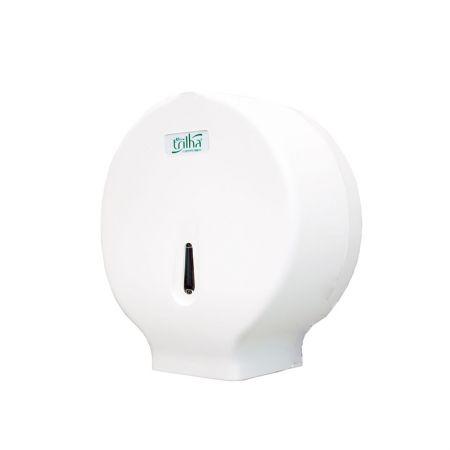 Suporte para papel higiênico rolão - T-0310BP - Branco - Trilha