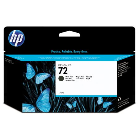 Cartucho HP Original (72) C9403A - preto