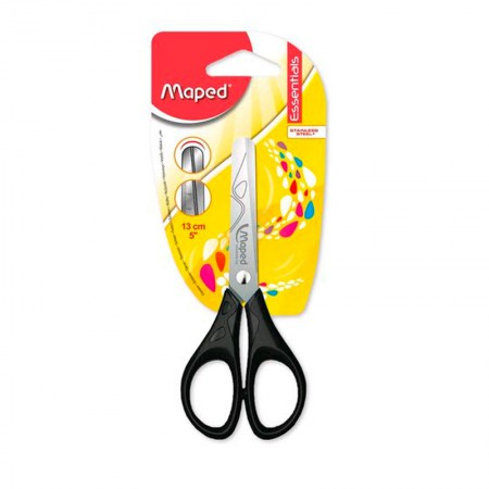 Tesoura escolar essentials 13cm - 464260 - Maped