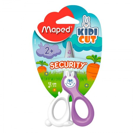 Tesoura escolar Kidicut Security - 37800 - Maped