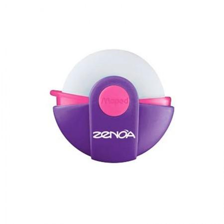 Borracha escolar Zenoa - 11320 - com 1 unidade - Roxo - Maped