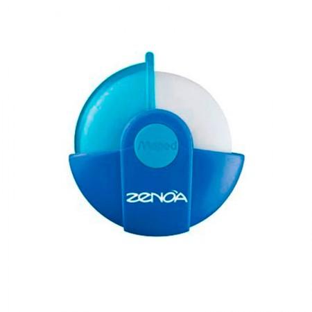 Borracha escolar Zenoa - 11320 - com 1 unidade - Azul - Maped