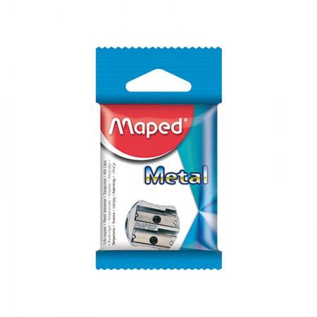 Apontador metal Classic 2 furos - 6700 - Maped