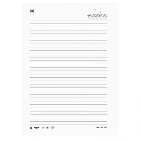 Caderno espiral capa dura universitário 10x1 - 200 folhas - Dc Comics - The Joker - Jandaia