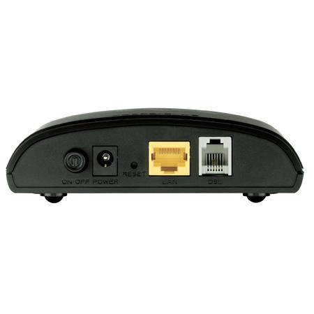 Modem ADSL + roteador DSL-2500E - D-Link