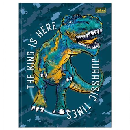 Caderno brochurão capa dura universitário 1x1 - 80 folhas - Raptor - Capa 1 - Tilibra