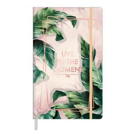 Caderno costurado grande Fitto Naturalis - sem pauta - 80 folhas - Capa 1 - Tilibra