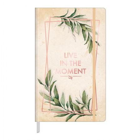 Caderno costurado grande Fitto Naturalis - sem pauta - 80 folhas - Capa 2 - Tilibra