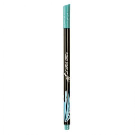 Caneta hidrográfica ultra fina Intensity 0.4mm - verde pastel - Bic