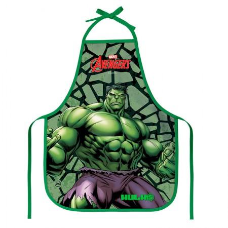 Avental infantil - 2791 - Hulk - Dac