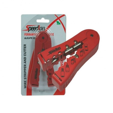 Alicate decapador e cortador universal - Speedlan