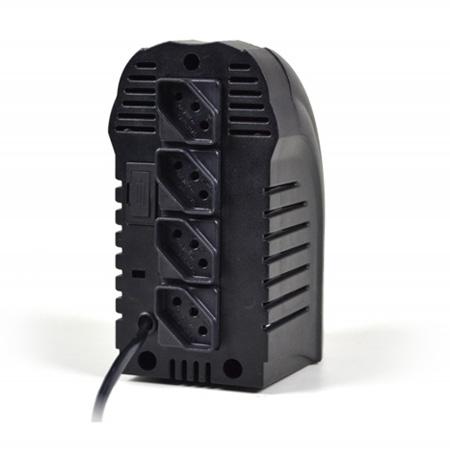 Estabilizador 110v 500VA - Powerest 9014 - Preto - TS Shara