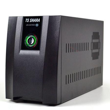 No-Break 110v 1400VA - UPS Compact 4025 - Preto - TS Shara