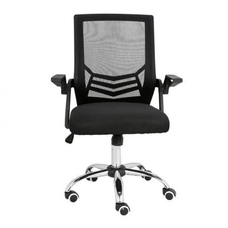 Cadeira adapt giratória preta GA204 - Multilaser