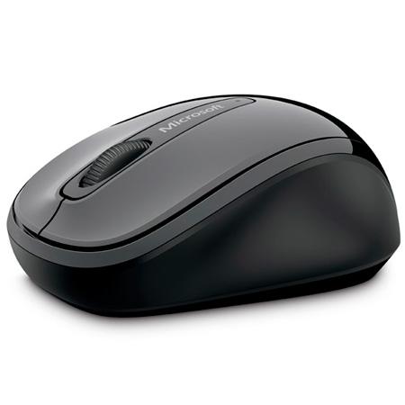 Mouse sem fio óptico GMF-00380 - Wireless Mobile Mouse 3500 - Microsoft
