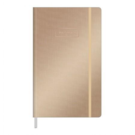 Caderno costurado grande Fitto West Village metalizado - pontilhado - 80 folhas - Capa 2 - Tilibra