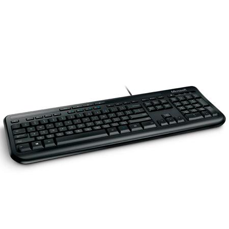 Teclado USB ANB-00005 - Wired Keyboard 600 - Microsoft