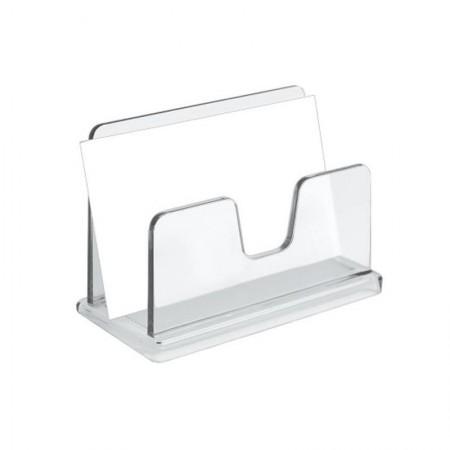 Porta cartão de visita classic cristal 730 - Acrimet