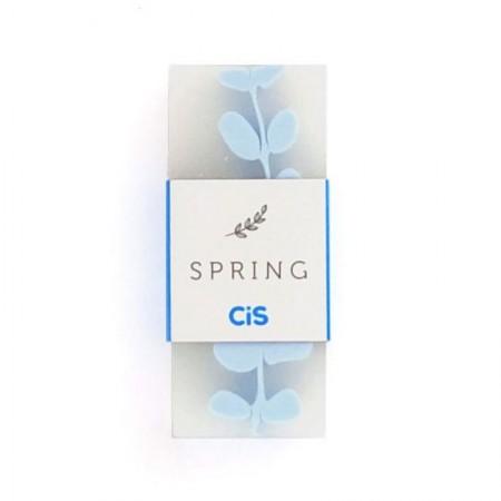Borracha escolar Spring - 588000 - Azul Pastel - Cis