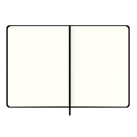 Caderneta capa dura 1/8 Fitto Cambridge - Sem Pauta - 80 folhas - Tilibra