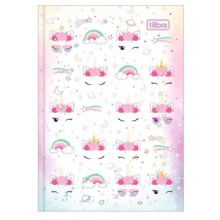 Caderneta capa dura 1/8 Blink - Pautado - 80 folhas - Capa 2 - Tilibra