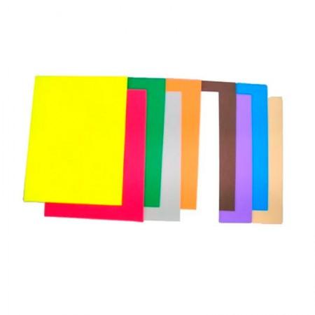 Placa de EVA A4 - pacote com 10 cores - Seller
