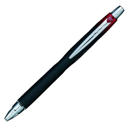 Caneta roller retrátil 1.0 - Jetstream - SXN-210 - Vermelho - Uni-Ball