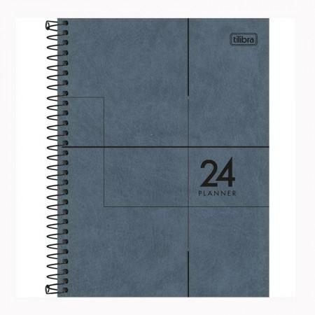 Agenda planner executiva espiral semanal Prátika 2021 - Capa 1 - Tilibra