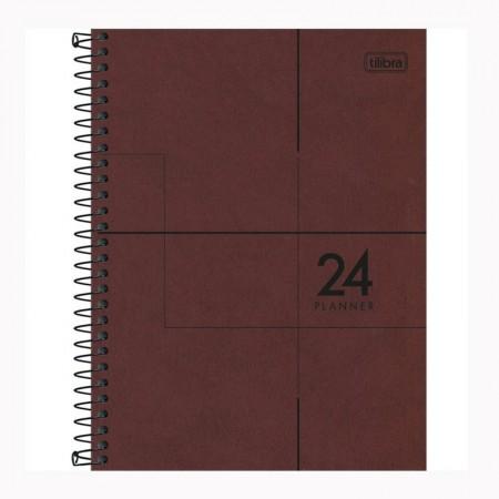Agenda planner executiva espiral semanal Prátika 2021 - Capa 2 - Tilibra