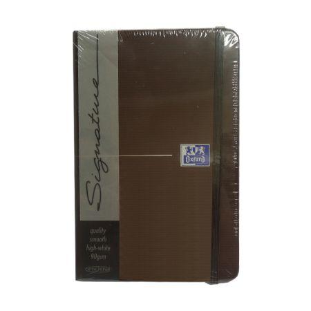 Caderneta de bolso capa dura com pauta 72 folhas 45698 - Oxford