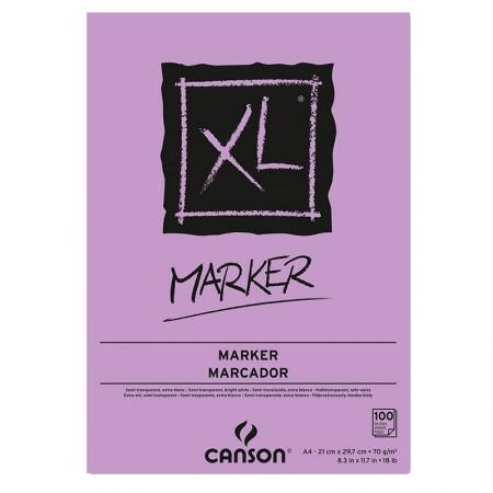 Bloco Marker A4 - com 100 folhas - Canson