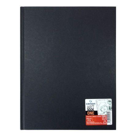 Livro croquis one 10x15cm 100g - com 100 folhas - Canson