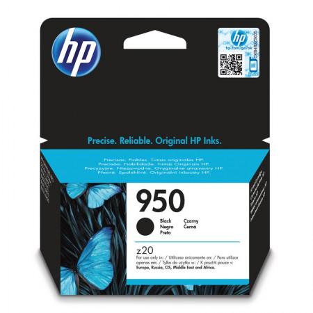 Cartucho HP Original (950) CN049AB - preto rendimento 1.000 páginas