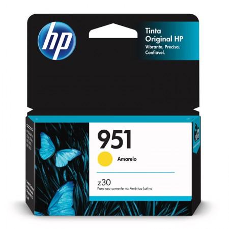 Cartucho HP Original (951)CN052AB amarelo rend.700pgs