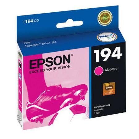 Cartucho Epson (194) T194320 - magenta 150 páginas