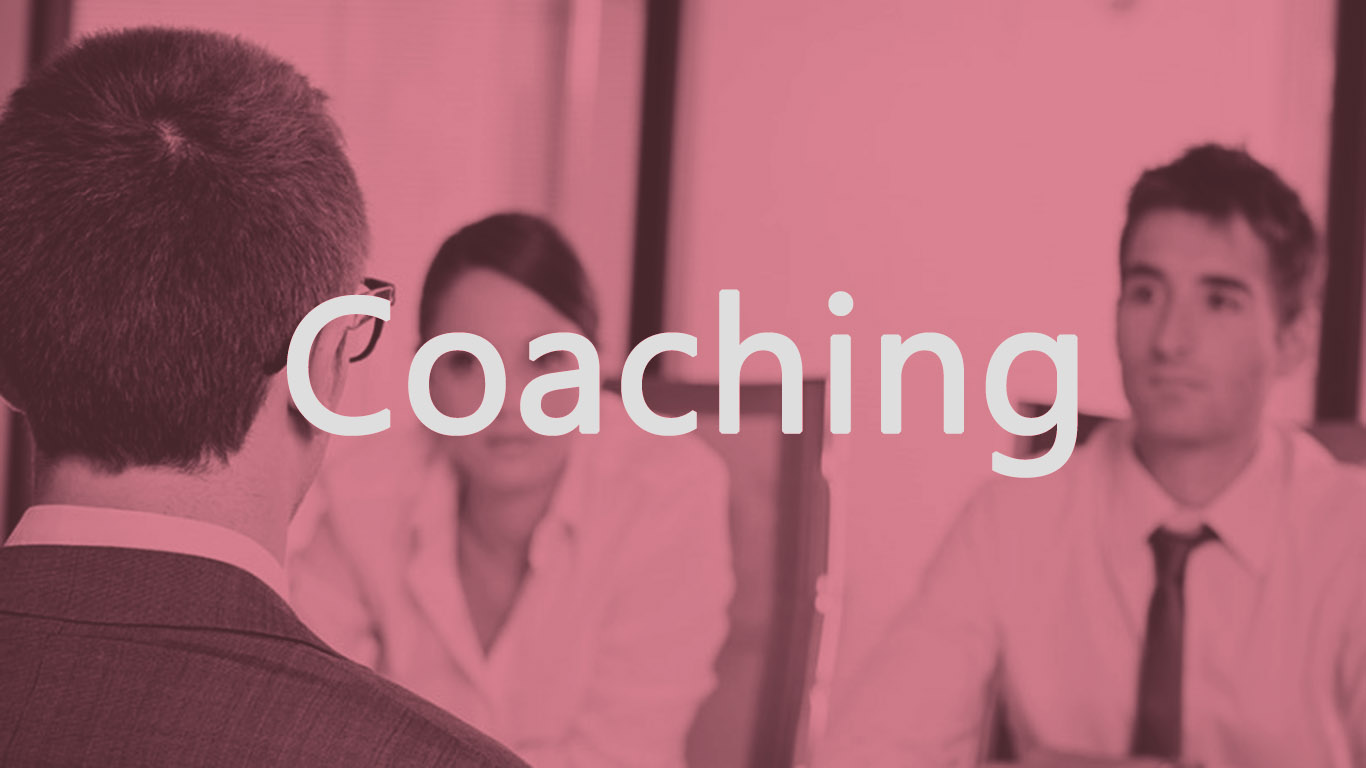 Coaching admissibles - Master