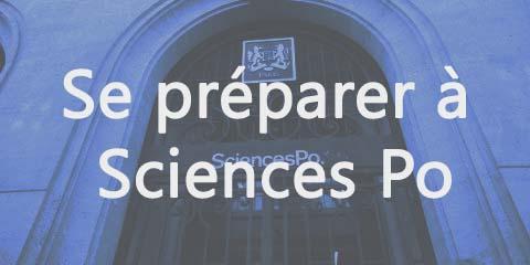 Se préparer au concours de Sciences Po - Procédure Internationale
