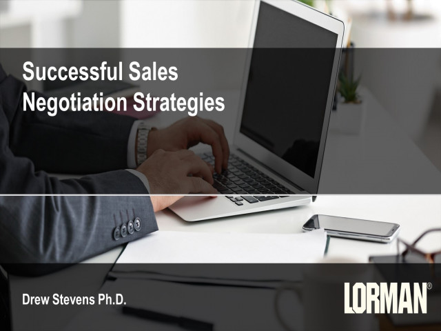 Successful Sales Negotiation Strategies