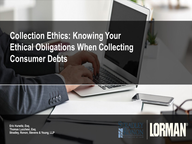 Collection Ethics