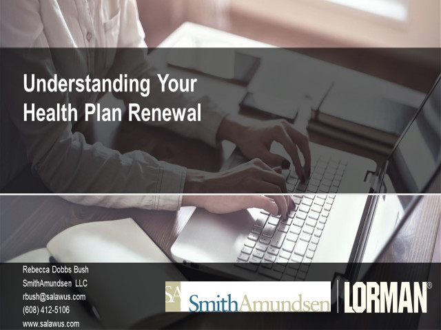 Understanding the Math of Your Health Plan Renewal