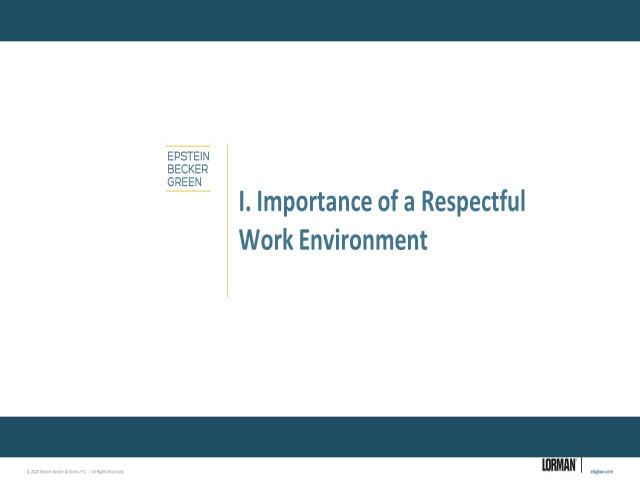 Fostering a Respectful Remote and In-Person Workplace
