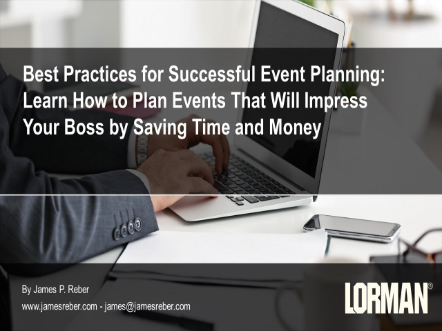 Best Practices for Successful Event Planning
